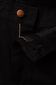 RODEBJER - SUSAN - straight jeans - black - 3
