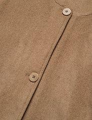 RODEBJER - RODEBJER PUNALUU WOOL - wool jackets - camel - 3