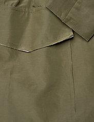 RODEBJER - RODEBJER MAGDA - lette frakker - olive leaf - 3