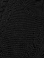 RODEBJER - RODEBJER AILE - stramme kjoler - black - 2