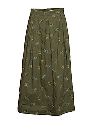 Cada Embroidery - GREEN SAFARI
