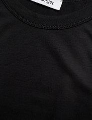RODEBJER - RODEBJER OANA SUPPLE - tops zonder mouwen - black - 2