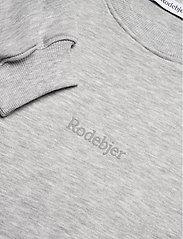 RODEBJER - RODEBJER KOLOMAN - sweatshirts & hættetrøjer - grey melange - 2