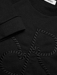 RODEBJER - RODEBJER ZORINA - sweatshirts & hættetrøjer - black - 2