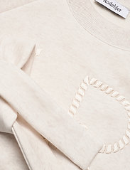 RODEBJER - RODEBJER ZORINA - sweatshirts & hættetrøjer - puffy white - 2