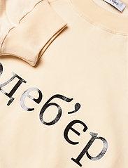 RODEBJER - RODEBJER JALENA - sweatshirts & hættetrøjer - ceramic white - 2