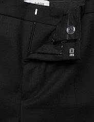 RODEBJER - RODEBJER AIA - bukser med brede ben - black - 3