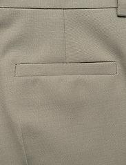 RODEBJER - RODEBJER AIA - bukser med brede ben - olive leaf - 4