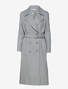 NASTAGIA - ullkåper - grey melange