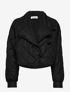 RODEBJER MIRANDA - dun- & vadderade jackor - black