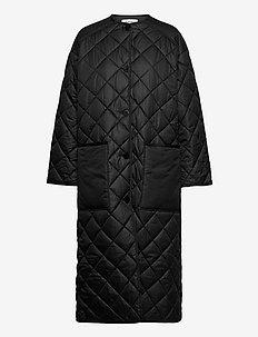 RODEBJER SANDLER - manteaux legères - black