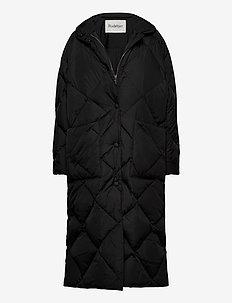 RODEBJER AGAPITA - manteaux d'hiver - black