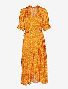 KWELLER - wrap dresses - mango
