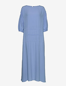 RODEBJER AMANE - robes maxi - cloud blue