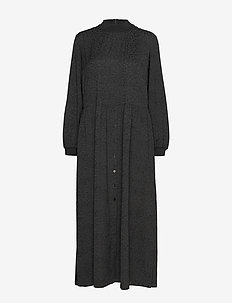 RODEBJER CELESTIA - robes maxi - black