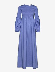 RODEBJER SANDY CRISP - maxi sukienki - blue pearl