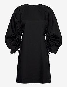 RODEBJER ELURETTA - short dresses - black