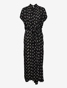 RODEBJER OLYMPIA FLUID - robes d'été - black