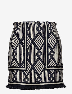 Setia - short skirts - deep navy