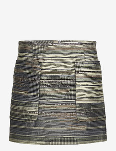 CIANA - short skirts - mistletoe