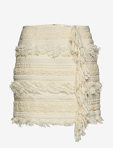 Majlis - short skirts - ecru