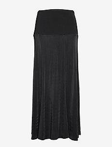 RODEBJER NAJIA - jupes longues - black