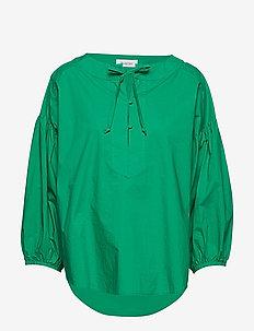 RODEBJER NIM - langermede bluser - spring green