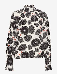 NANETTE POPPY - blouses à manches longues - nicco