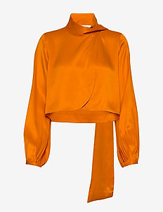 RODEBJER AZISA - blouses à manches longues - clementine