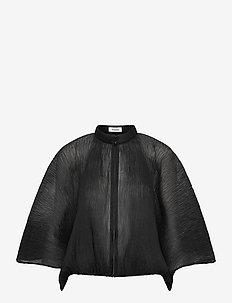 MAGDALA - langärmlige blusen - black