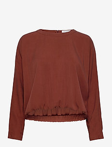 RODEBJER ELYSA - sweatshirts - raw umbra
