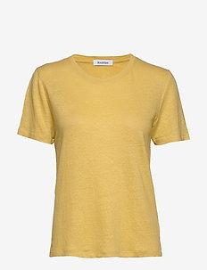 Ninja Linen - basic t-shirts - argan oil