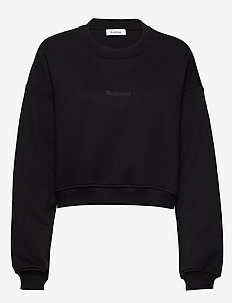 RODEBJER KOLOMAN - crop-topit - black
