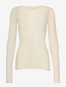 RODEBJER MALPE - jumpers - creamy ivory