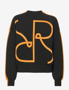 RODEBJER REILLY - trøjer - black