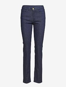 DELIA - slim jeans - blue