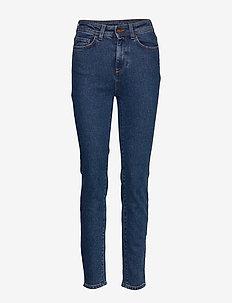 RODEBJER VIKTORIA - slim jeans - vintage blue