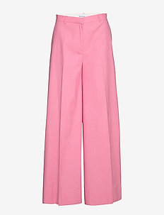 RODEBJER RIAD - pantalons larges - moroccan rose
