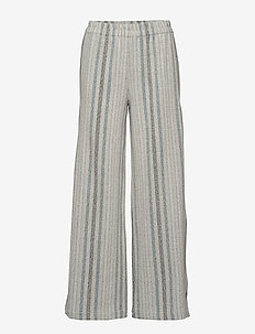 RODEBJER MIRAMAR - pantalons larges - light clay
