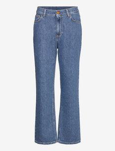 RODEBJER HUSTON DENIM - straight jeans - vintage blue