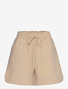 RODEBJER MILA - shorts casual - linen