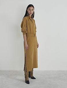 MOON - shirt dresses - amber