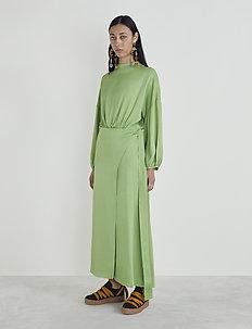 INDIO - wrap dresses - cactus