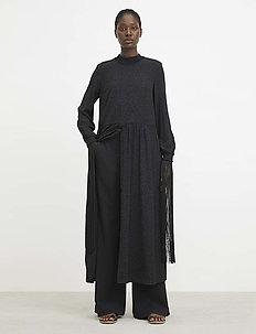 RODEBJER CELESTIA - maxi dresses - black