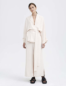 RODEBJER TENNESSEE TWILL - kimonos - creamy pink
