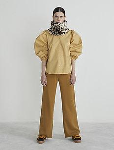 ORION - langermede bluser - amber