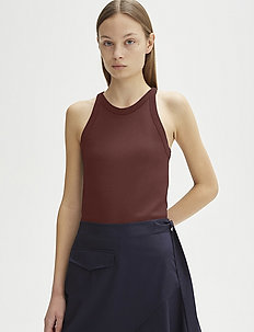 RODEBJER OANA - basic t-shirts - tonka brown