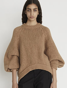 RODEBJER ONELLA - jumpers - camel