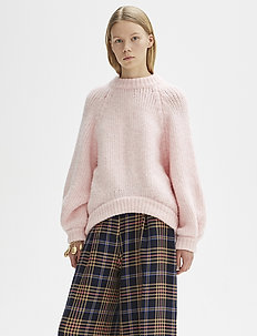 RODEBJER ONELLA - jumpers - light smoky pink