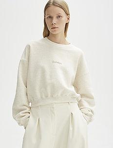 RODEBJER KOLOMAN - sweats - puffy white